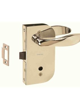 Perko Cabindoor - Flush latch set with Handles