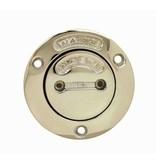 Perko Benzine-, Water, Diesel- of Afval- vulpijp met O-Ring 1 - 1/2 inch Hose; Niet-geventileerde