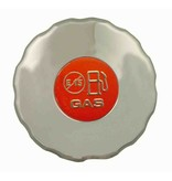 Perko Бензин-наполнитель трубы с доведя уплотнение, цвет закодирован металлический декор и сброса вакуума / избыточного давления при (Вопр)