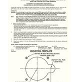 Perko Benzine-vulpijp met ratcheting zegel, kleurgecodeerde metallic inlay en vacuüm opluchting / overdruk relief (Vopr)