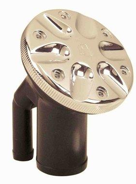 Perko tubo de la gasolina de llenado con cierre de trinquete