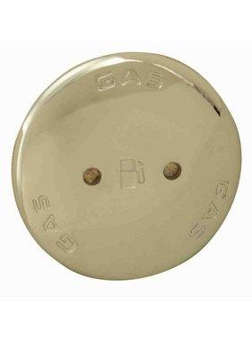 Perko Ersatzdeckel mit O-Ring; für Benzin, Diesel, Wasser und Abfall Füllrohr