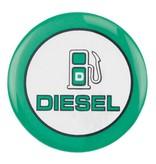 """Perko Spare cap met O-ring; voor benzine, diesel en water vulpijp; voor 1-1 / 2 """"hose"""