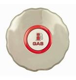 """Perko Tappo di ricambio con O-ring non ventilato; per la benzina, gasolio, acqua e tubo di riempimento dei rifiuti; per 1-1 / 2 tubo """""""