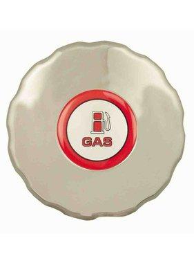 Perko tapa de repuesto con la junta tórica no ventilados; para la gasolina, el diesel, el agua y el tubo de llenado de residuos