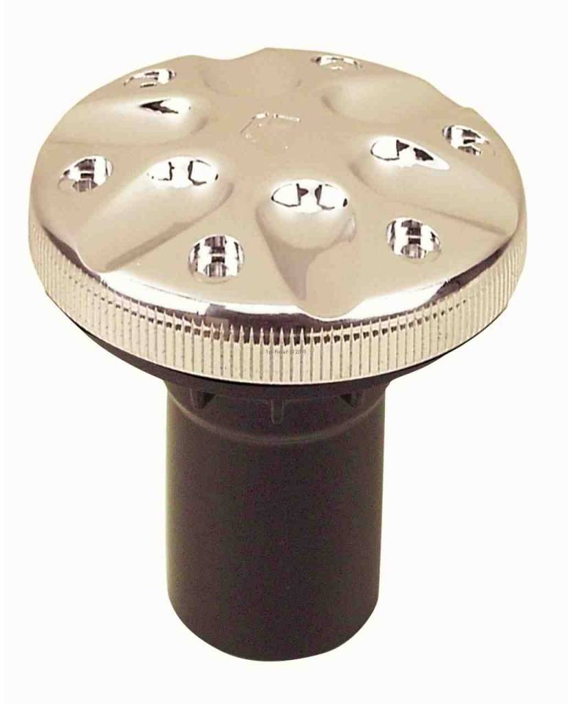 "Perko Spare cap met O-ring; voor benzine, diesel, water en afval vulpijp; voor 1-1 / 2 ""hose"