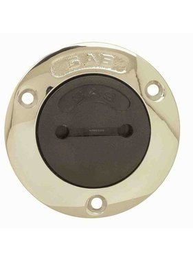 Perko Ersatzdeckel mit O-Ring nicht belüftet; für Benzin, Diesel und Wasser Füllrohrs