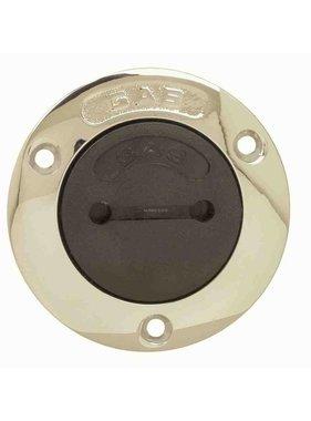 Perko tapa de repuesto con la junta tórica no ventilados; para la gasolina, el diesel y el tubo de llenado de agua