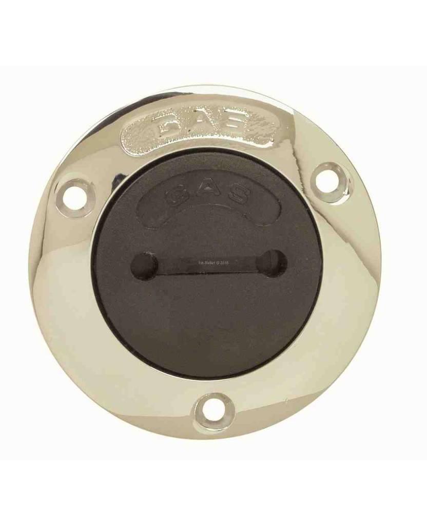 """Perko Spare cap met O-ring niet-geventileerd; voor benzine, diesel en water vulpijp; voor 1-1 / 2 """"hose"""
