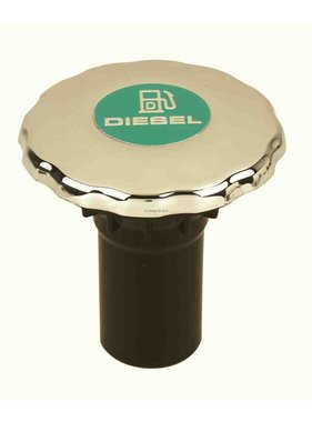 Perko Diesel-, Water- of Afval- vulpijp met O-ring