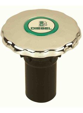 Perko Diesel-, Wasser- oder Abfall- Einfüllstutzens mit O-Ring