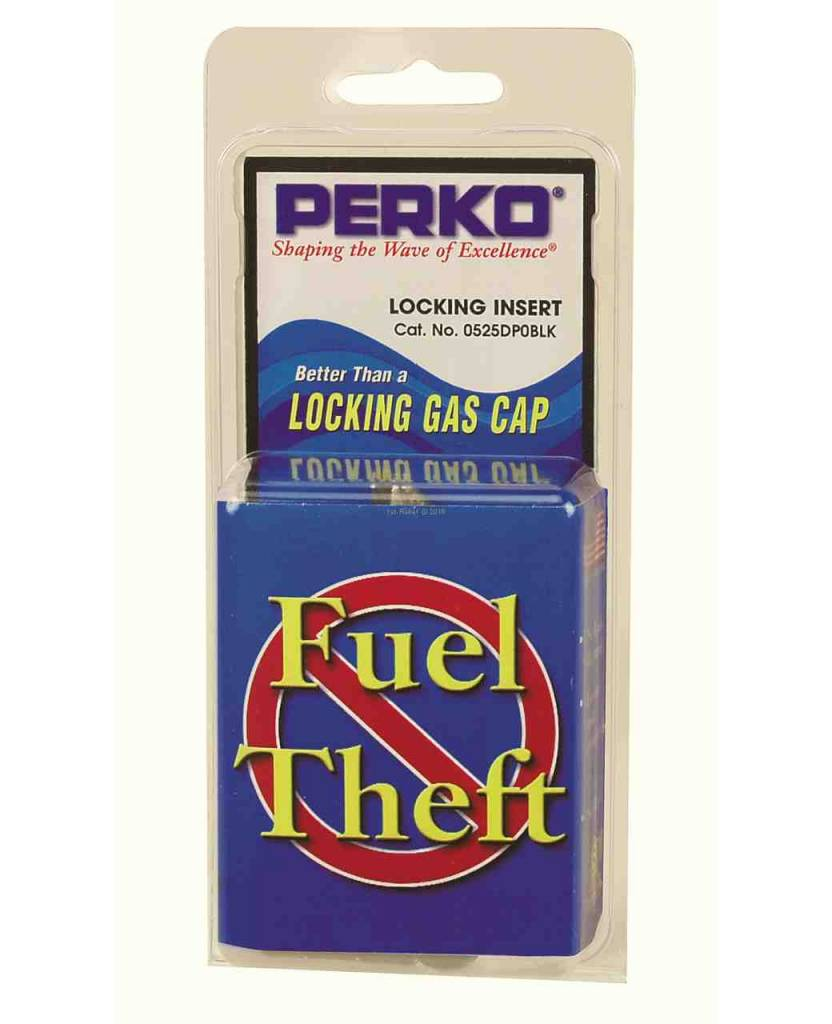 Perko Яхта топлива systemanti угона замок-вставка для вентилируемой 1 1/2 дюйма наливной трубе