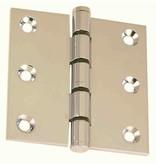 Perko massives Scharnierband, Öffnungswinkel 180°, für stumpf einschlagende Türen - Copy