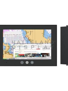 Hatteland Display computadora del panel con pantalla táctil para la gestión de la linterna de navegación