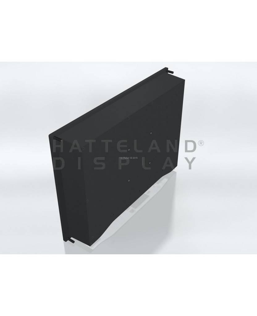 Hatteland Display Panel-Computer mit Touchscreen für Navigationsleuchten-Verwaltung, Serie X, Widescreen 8 und 13 Zoll