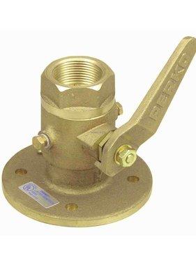Perko Sea cock body - ball-valve