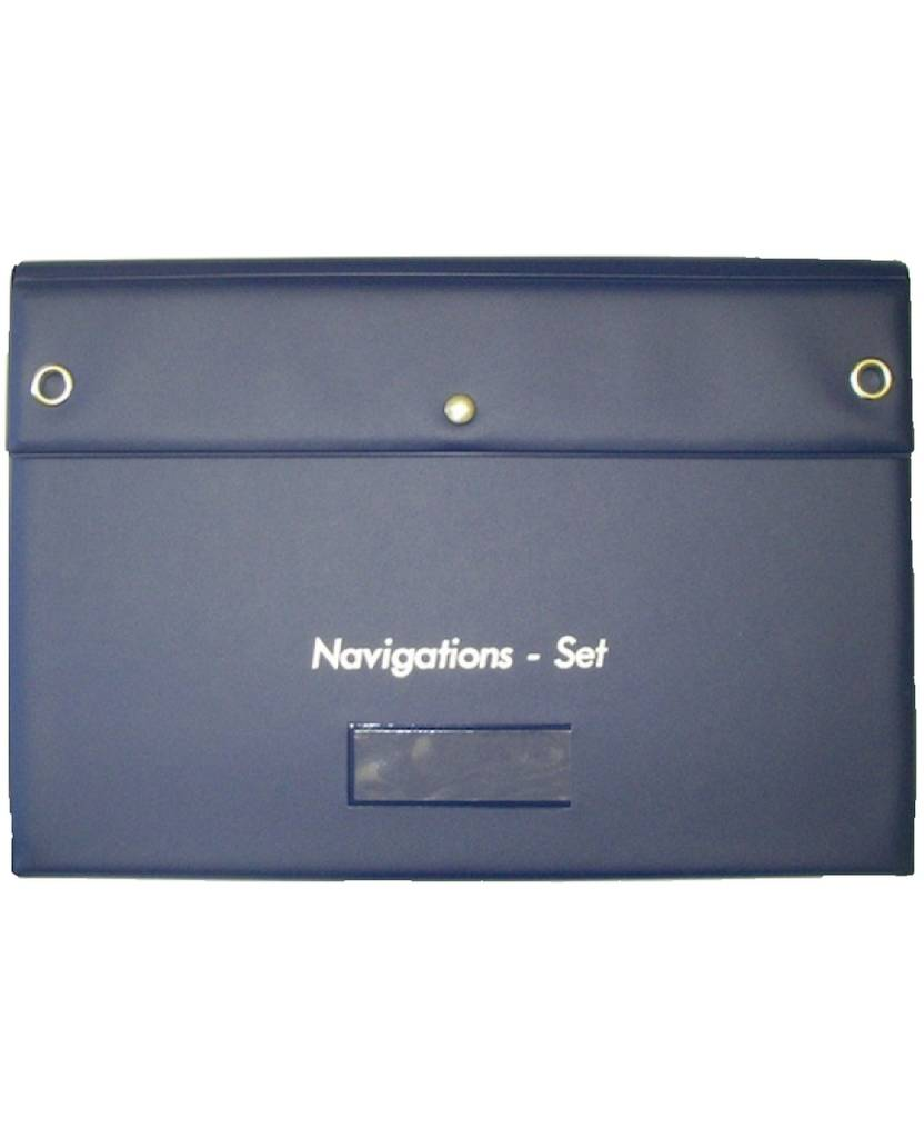 ECOBRA Skipper navigation wallet, empty