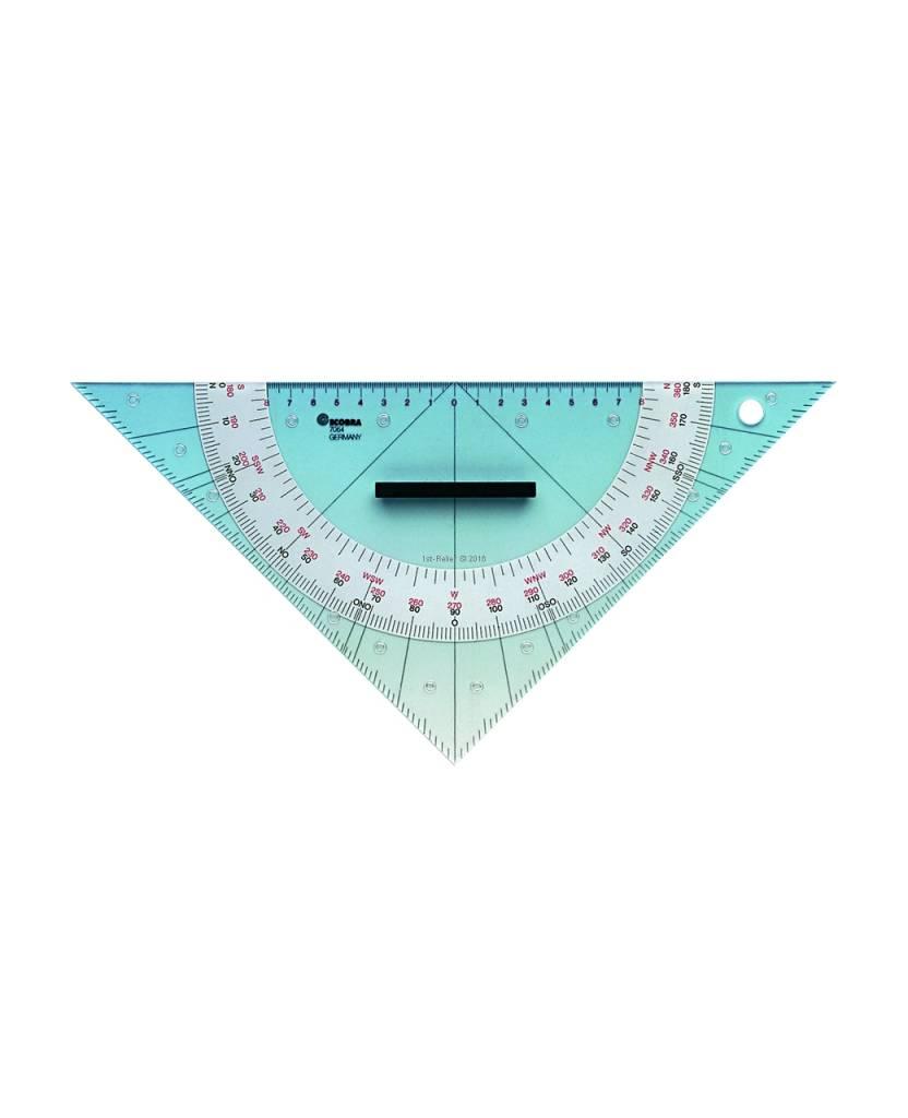 ECOBRA Skipper-Navigations-Set mit hochwertigen Instrumenten