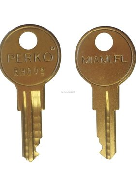 1st-Relief Replacement Key (Set of 2)