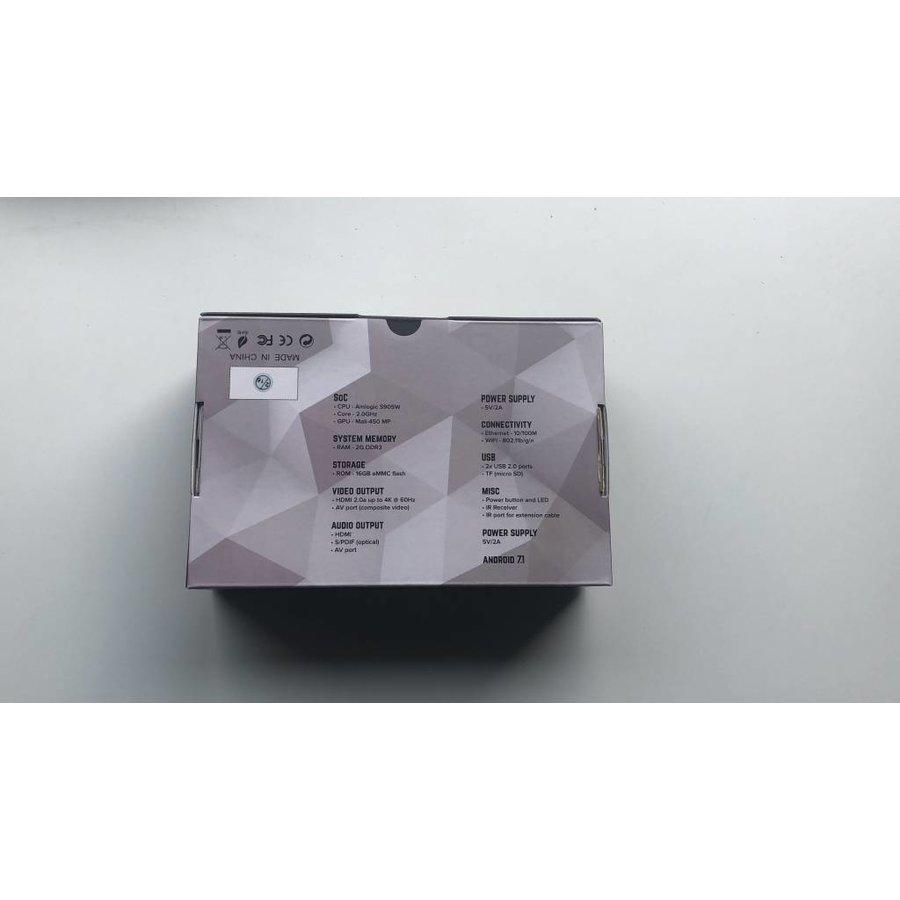 ZIZA PRO + BOX