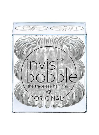 invisibobble® ORIGINAL Crystal Clear