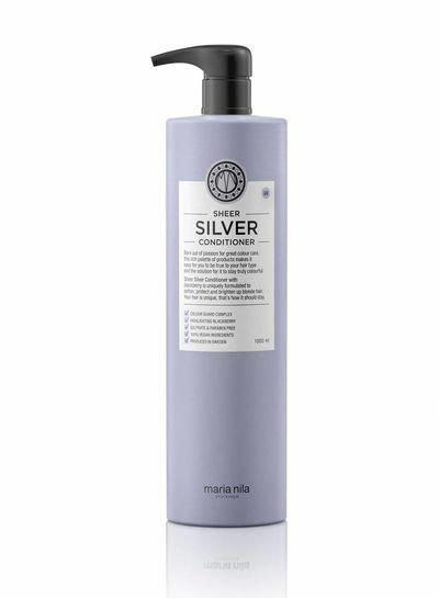 Maria Nila Sheer Silver Conditioner 1000 ml