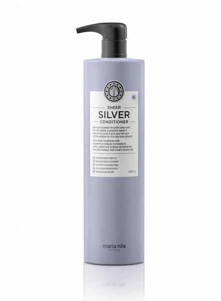 Maria Nila Maria Nila Sheer Silver Conditioner 1000 ml