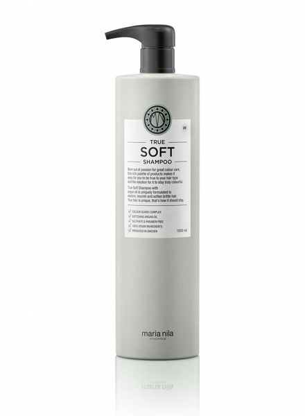 Maria Nila True Soft Shampoo 1000 ml