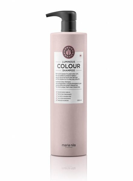 Maria Nila Luminous Colour Shampoo 1000 ml