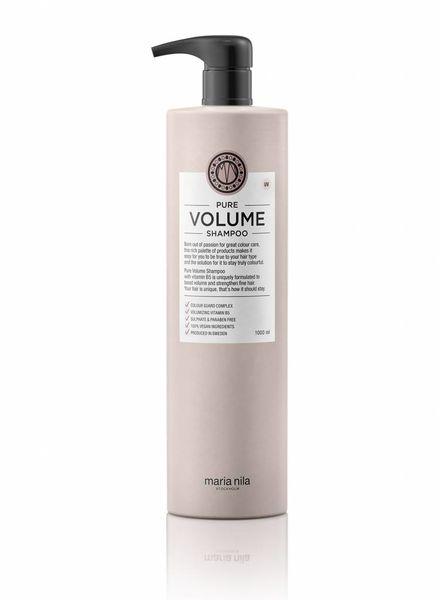 Maria Nila Maria Nila Pure Volume Shampoo 1000 ml