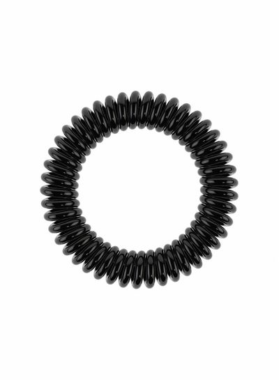 invisibobble® SLIM True Black Haargummi