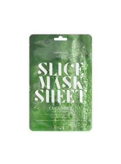 Kocostar Slice Mask Cucumber – die Gurkenmaske