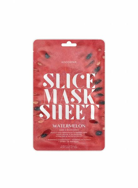 Kocostar Slice Mask Watermelon