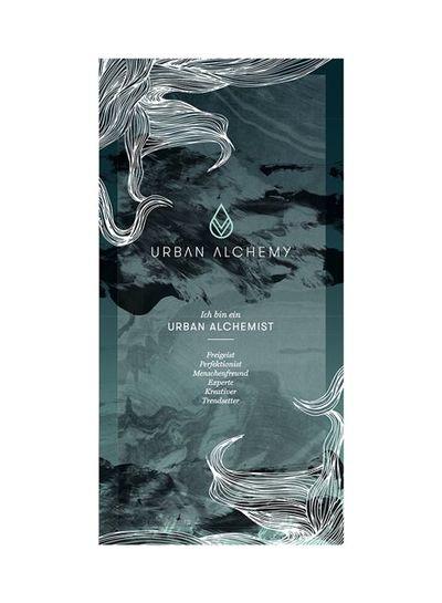 URBAN ALCHEMIST Banner 50 x 100 cm