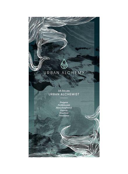 URBAN ALCHEMY URBAN ALCHEMIST Banner