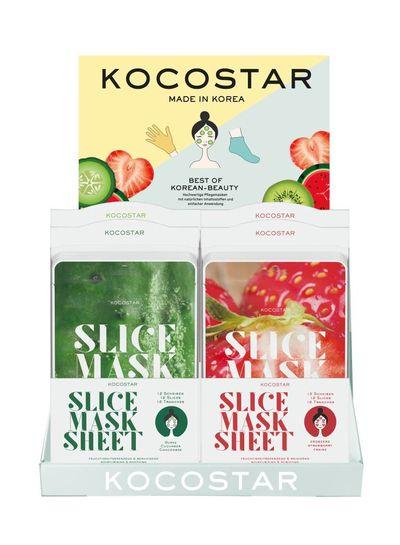 Kocostar 4er Display  – 80 Slice Masks