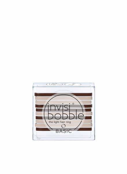 invisibobble® BASIC Mocca And Cream