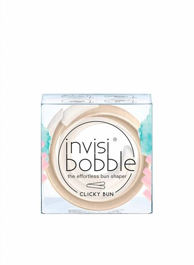 invisibobble® CLICKY BUN To Be Or Nude To Be
