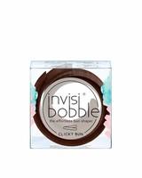 invisibobble® CLICKY BUN Pretzel Brown