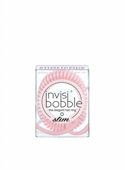 invisibobble® SLIM Time To Pink 12er Display