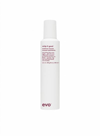evo® whip it good styling mousse