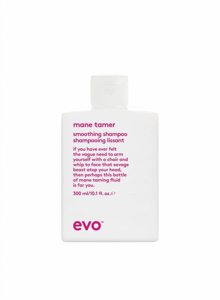 evo® smoothing shampoo
