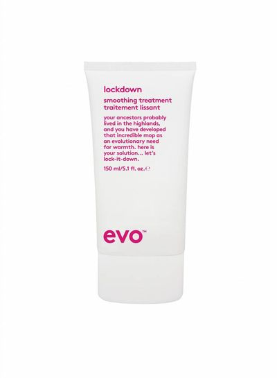evo® lockdown leave in smoothing treatment