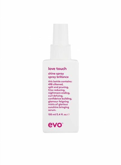 evo® evo® love touch shine spray