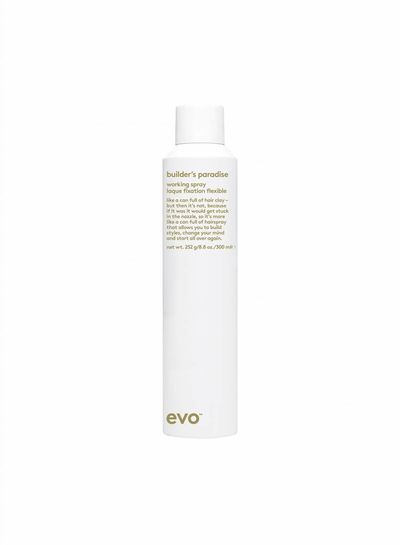 evo® evo® builder's paradise working spray