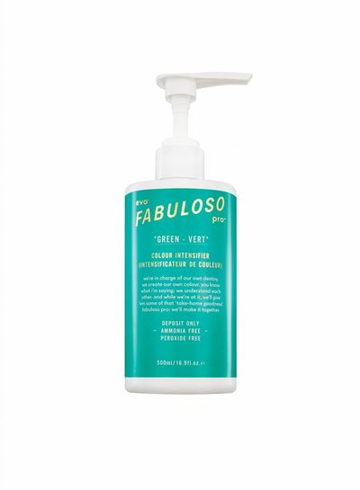 evo® Fabuloso Pro™ green colour intensifier