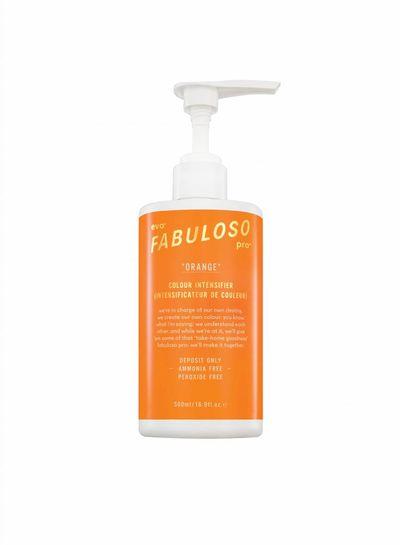 evo® Fabuloso Pro™ orange colour intensifier