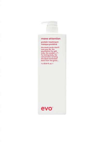 evo® evo® mane attention protein treatment