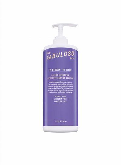 evo® Fabuloso Pro™ platinum colour intensifier