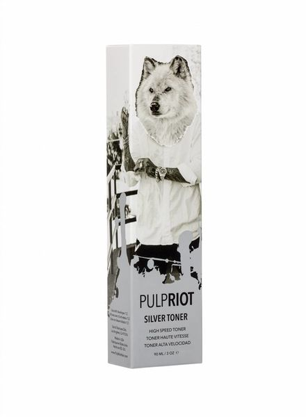 Pulp Riot High Speed Toner Silver